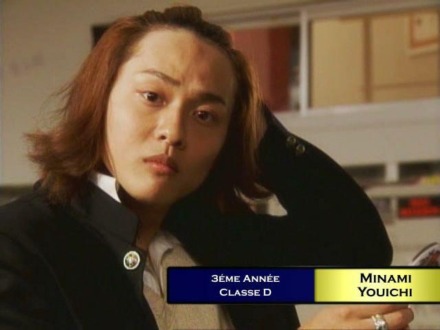 Minami Youichi (Ishigaki Yuma)-Gokusen Season 1