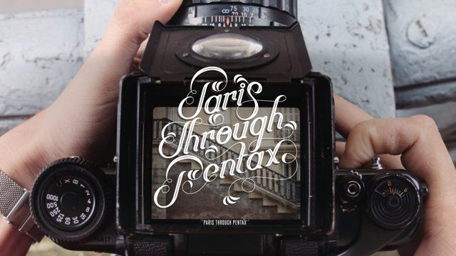 Discover the city of love through a legendary camera, the Pentax 67.  www.maisoncarnot.com  Music : A.taylor - A late night's wandering  Thanks to Gaetan Morant (Absolt Agency) for the typography.