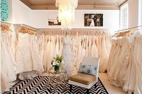 Want to sell your used wedding dress? This site offers a few options.
