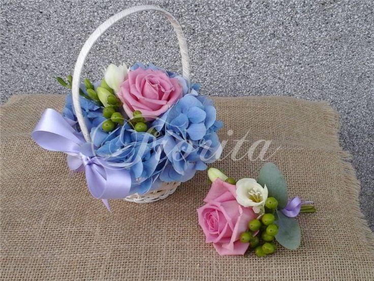 květinové košíčky pro družičky - Hledat Googlem