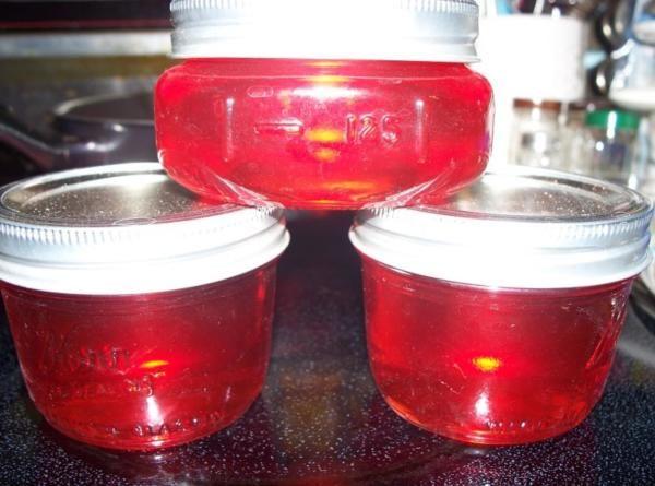 Cinnamon Jelly Recipe... a few version changeups in the comments ;) #Amazmerizing