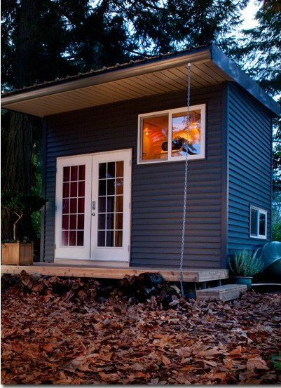 12' x 12' tiny house; http://www.twelve3.caTexas Tiny, Tinyhouse, Small Places, Tiny Houses, Guest House, Dreams House, Small House, Small Spaces, Tiny Home