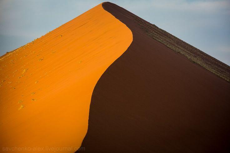 Sossusvlei13 Африка. Намибия. Пустыня Намиб   Соссусфлей