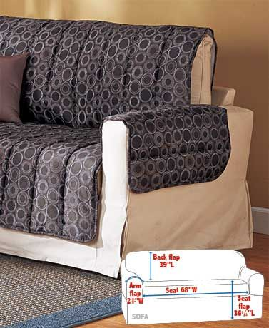 Patterned Furniture Protectors