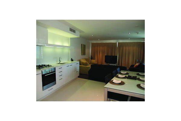 Q1 Resort - Q1 1br Kitchen - Q1 Resort Accommodation