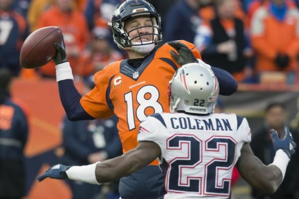 The New England Patriots signed exclusive rights with free agent cornerback Justin Coleman on Friday.
