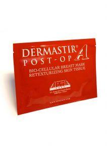 Dermastir Post-op Bio - Cellular Breast Mask Retexturizing Skin Tissue - made in France. Buy now on altacare.com