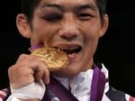 Injured Olympians: Blood, bruises and tears