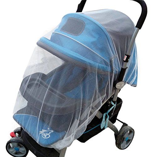 Sunward Summer Baby Stroller Mosquito Net Baby Stroller Bed Netting -- Check this awesome product by going to the link at the image.