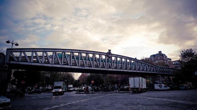 Paris metropolitan cambrone