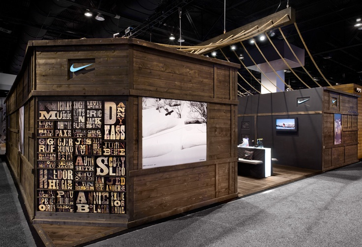 Pinnacle Exhibits - Nike