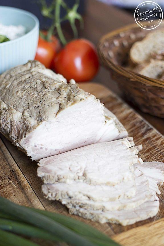 Schab do kanapek gotowany w zalewie czosnkowo - cebulowej - idealny pod każdym względem :) Kruchy, soczysty, mięciutki, po prostu pyszny. Polecam! #schab #schabdochleba #schabdokanapek http://ulubioneprzepisy.com/2015/05/04/schab-do-kanapek-gotowany-w-zalewie/