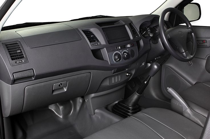 Hilux Pickup STD Bensin & Diesel