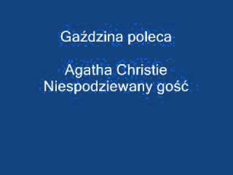 Niespodziewany gość - Agatha Christie. Audiobook Pl. Książka czytana