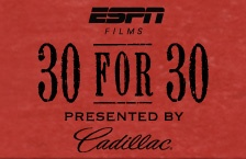 ESPN 30 for 30. 30 proper (ie not a Gary Lineker or Gabby Logan in sight) documentaries about sport. So affecting it puts a lot of British sport writing to shame.