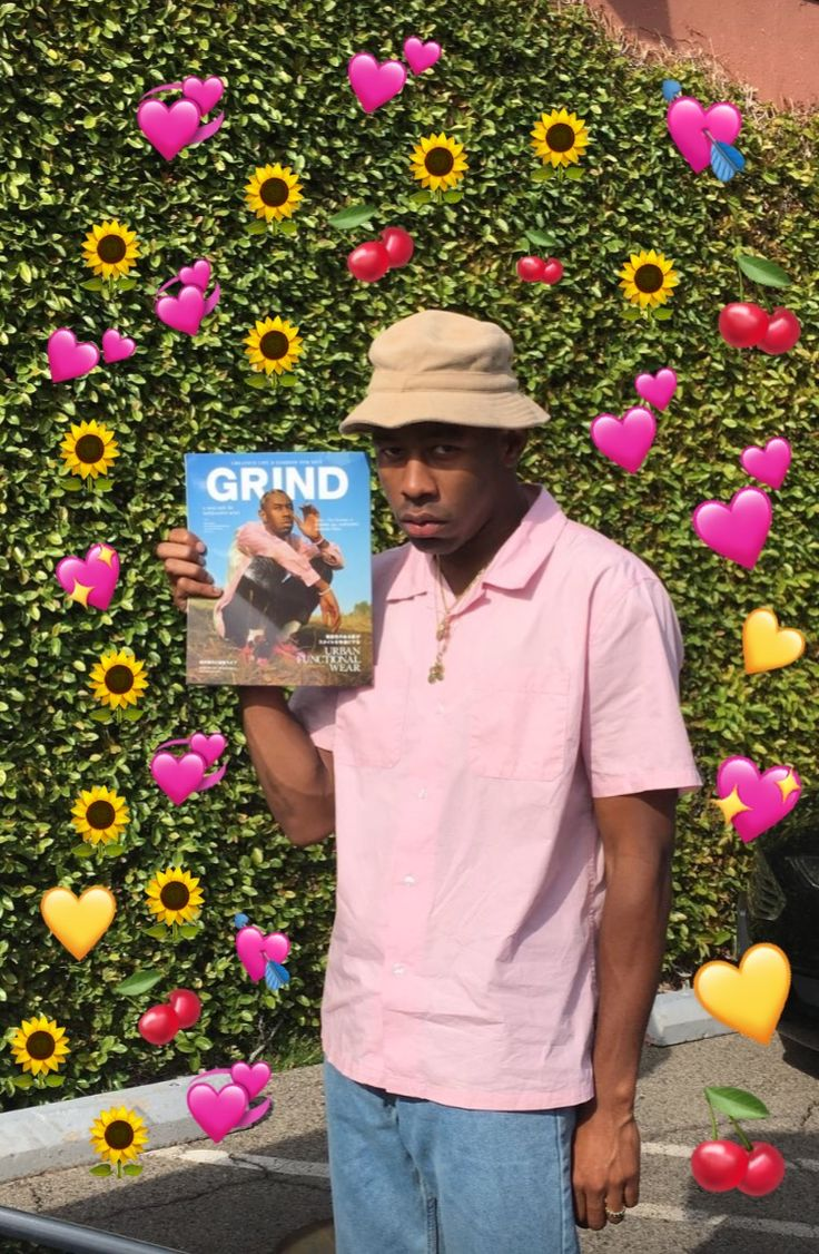 Tyler the creator, Tyler the creator wallpaper, Flower boys