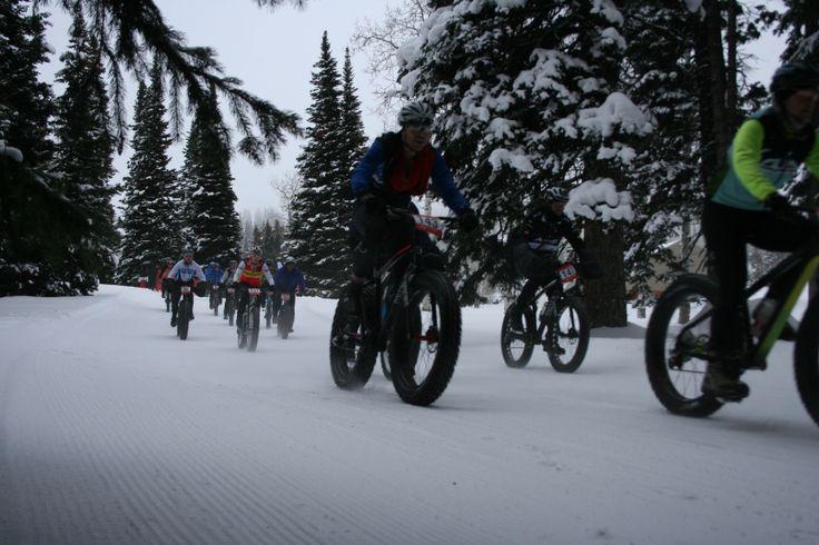 Grand Targhee Fat Bike Race