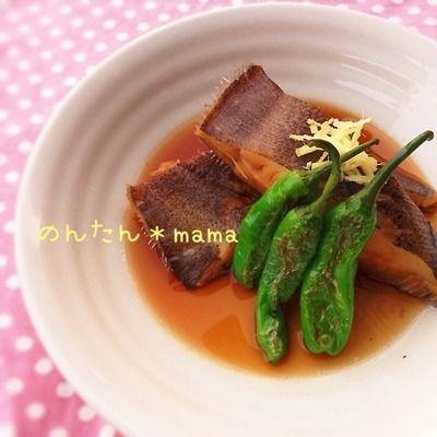 基本】カレイの煮付け by のんたんママさん | レシピブログ - 料理 ...