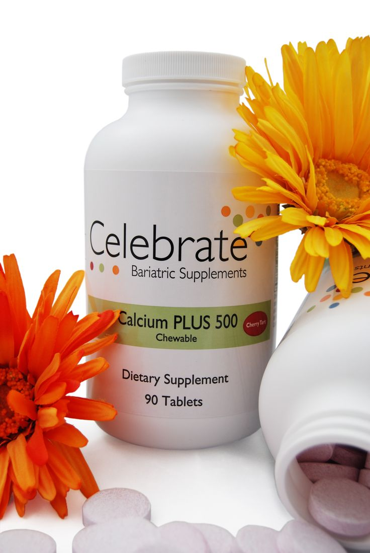 Calcium Citrate 500 mg chewables.