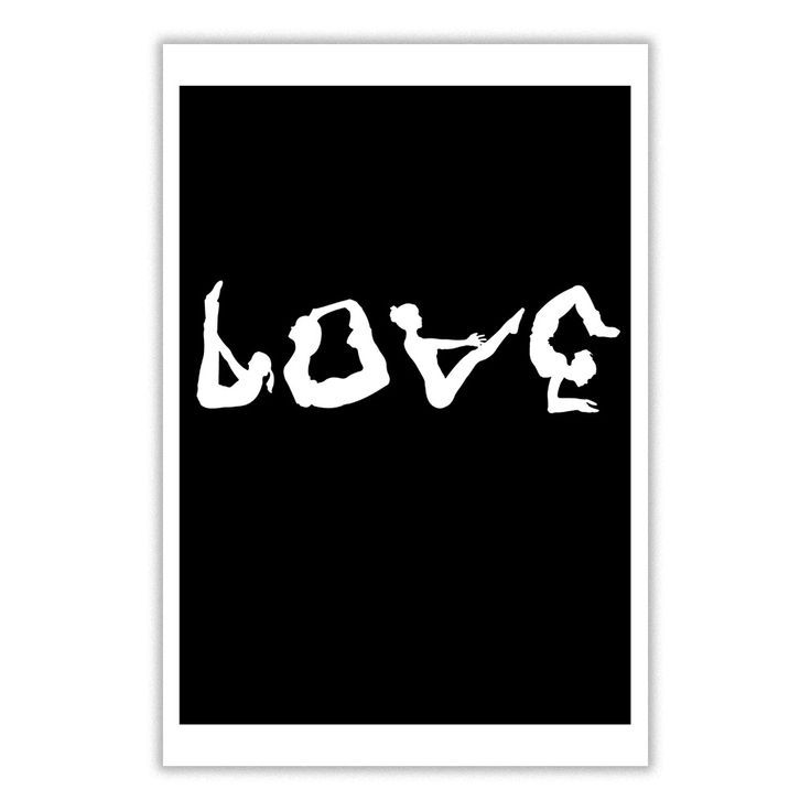 LOVE YOGA Poster LOVE YOGA Posters.  Posters and artwork transform a room that�s purely functional into something beautiful and individual.   Our posters are printed on 7mil poster matte paper.   They are rolled and shipped in a sturdy cardboard tube for safe delivery. #WallArts #Poster #SunfrogPoster #Buyart #Artboard #Homedecor #Gifts #Presents #Sunfrog #Lisaliza #posterdesign #posterart #postereveryday #Roomdecor #Room
