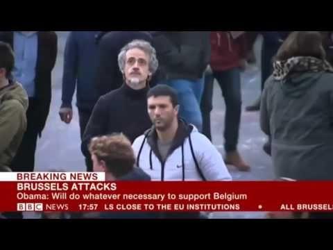Breaking : Steven Woolfe On The Brussels Attacks