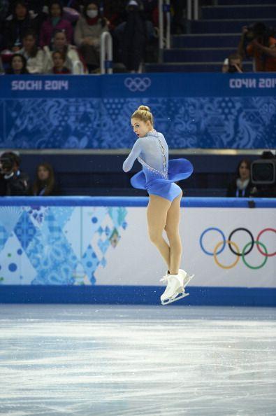 Dancing on Ice  -  Gracie Gold - Team Final - Sochi, Russia  -  2014 Olympics
