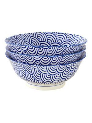 schaal (set van 3) #blue #myhomeshopping