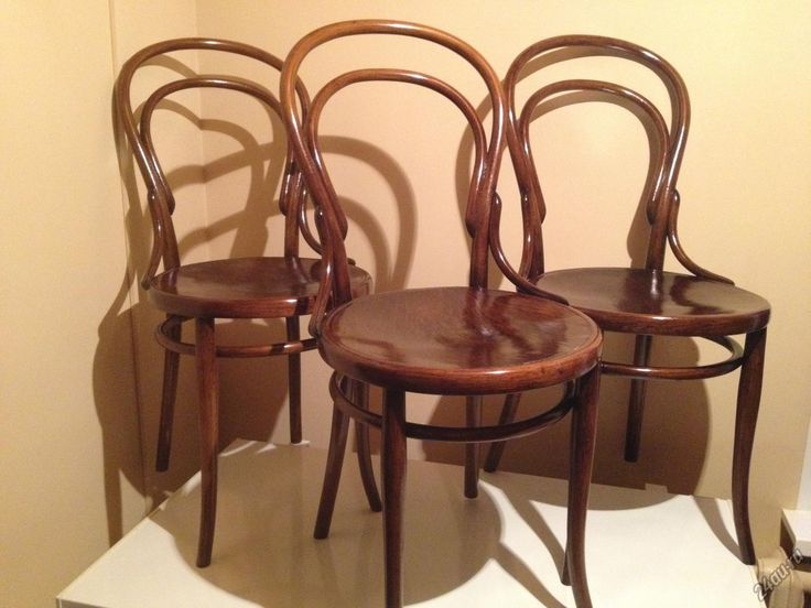 Венские стулья братьев Тонетъ