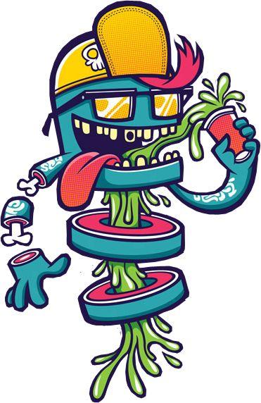 monstruos animados - Buscar con Google