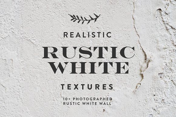 Rustic White Texture / Background by re.source on @creativemarket