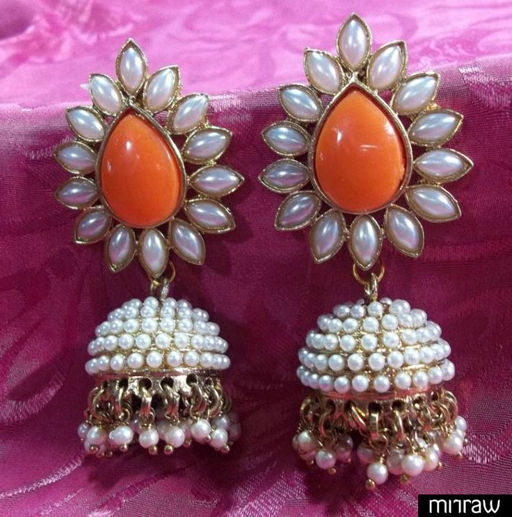 Beautiful ashiqui 2 earrings