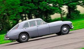 I'd have to choose only one of these Bristols - they are all 6 cyl, manual, exquisitely engineered driver's cars. This is a Bristol 405 (the only 4-door car they ever produced). I'd add a supercharger and overdrive (if it didn't already have it) just for fun