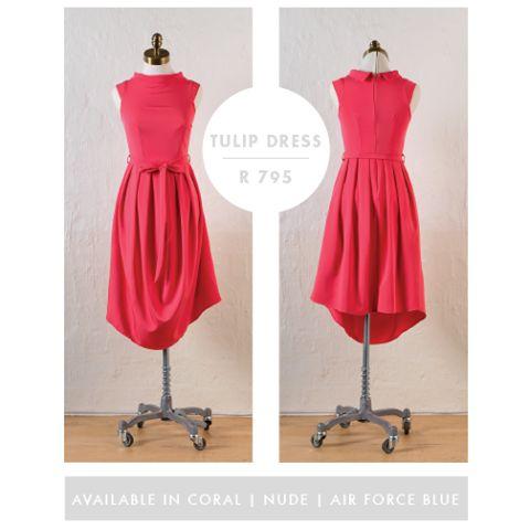 Beautiful dress from #colleeneitzen #southafrica #design