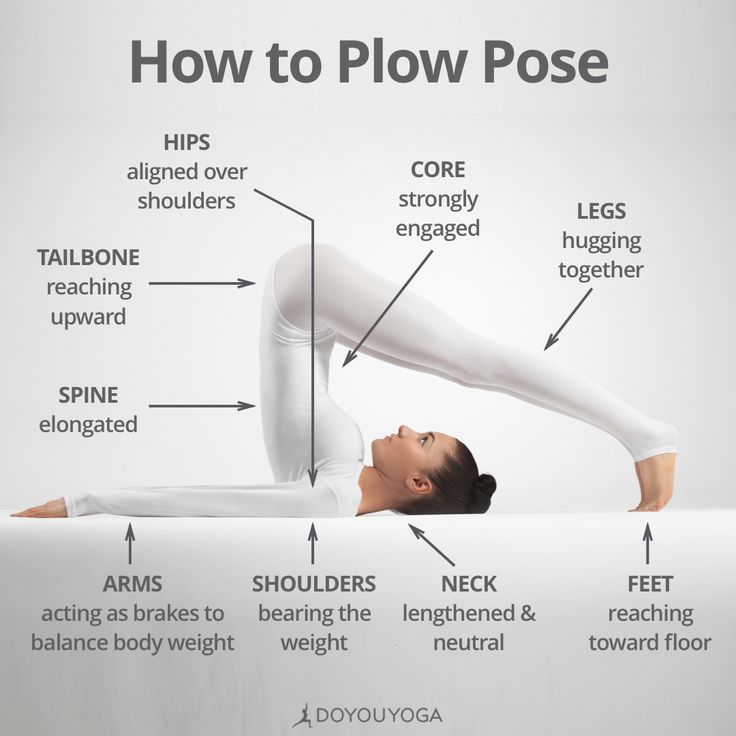Halasana 101 What are you favorite cues for Plow Pose?