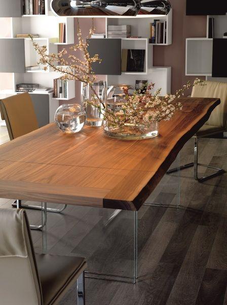 Designový nábytek - Jídelní rozkládací stůl IKON DRIVE - JV Pohoda - nábytek