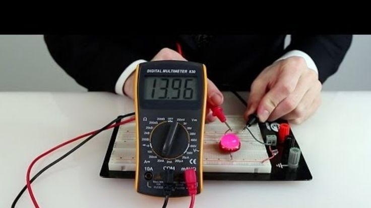 how to use multimeter on car wiring