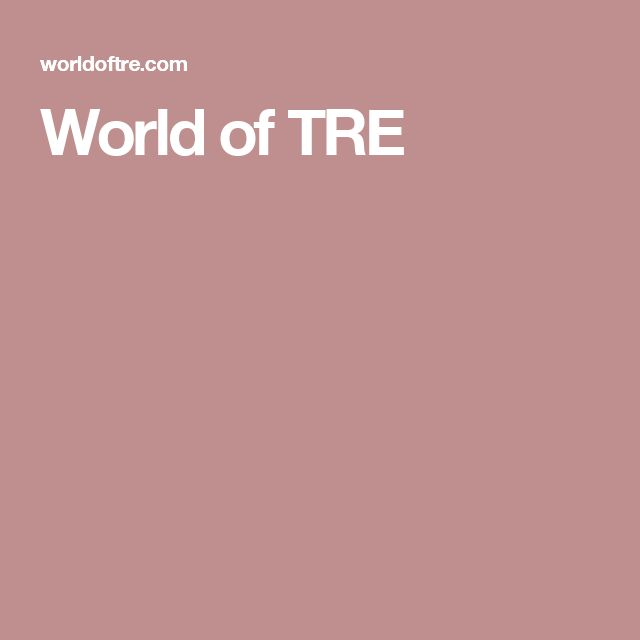 World of TRE