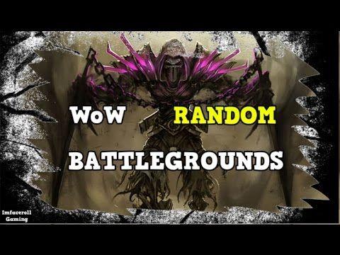World of Warcraft Live Battlegrounds - Rogue PVP