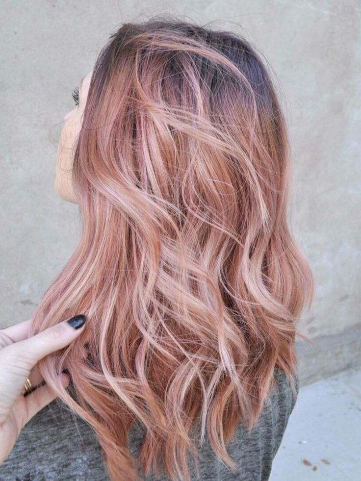 Way too light for me to rock but its so pretty1 ::Rose quartz pastel pink hair::