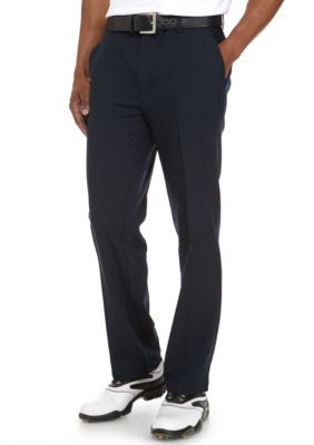 Greg Norman Collection Men's Classic-Fit Comfort Waist Stretch Pant - Midnight - 36 X 30