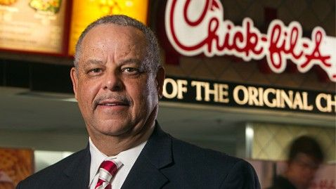 Chick-fil-A public relations executive Don Perry dies of heart attack.