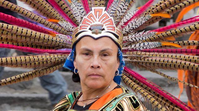 Dancer in Queretaro
