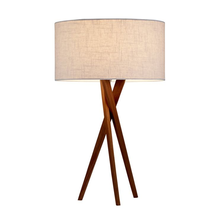 Adesso Brooklyn Table Lamp Is A Great Mid Century Modern Inspired Item.