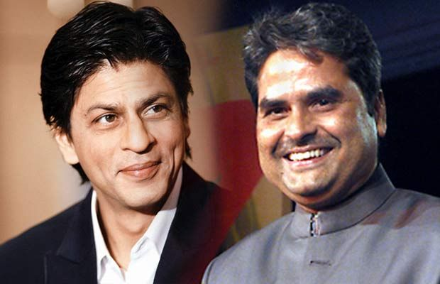 Reports suggest that Vishal Bhardwaj and Shah Rukh Khan might team up for a future project.