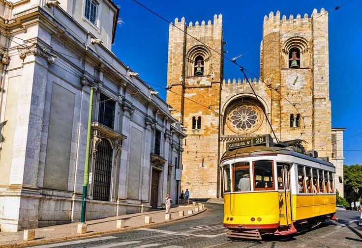 Shake and Rattle your way around Lisbon aboard Tram 28
