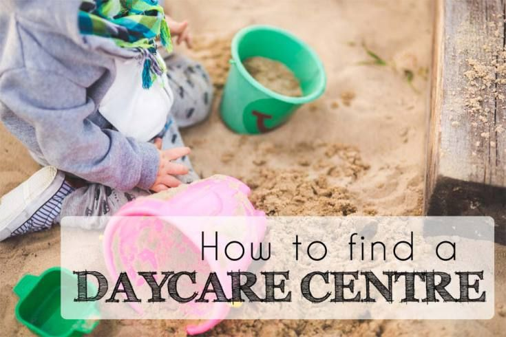 How to find a daycare centre. My advice for finding care for your child. | www.missesmac.co.nz