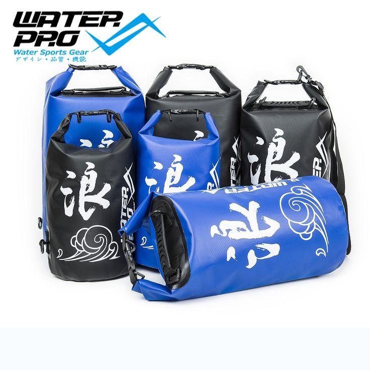 Water Pro Wake 30L Waterproof Dry Bag Camping Sailing Kayaking Canoeing Rafting Surfing #Affiliate