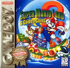 Complete Super Mario Land 2 6 Golden Coins Players Choice - Game Boy