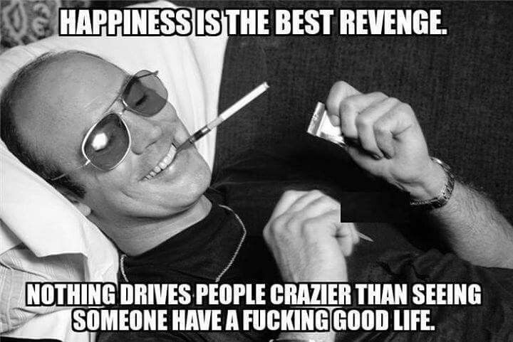 Hunter S Thompson                                                                                                                                                                                 More