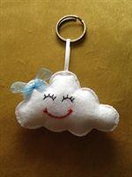 Keçe Bulut Anahtarlık Bebek, Mevlüt Şekeri